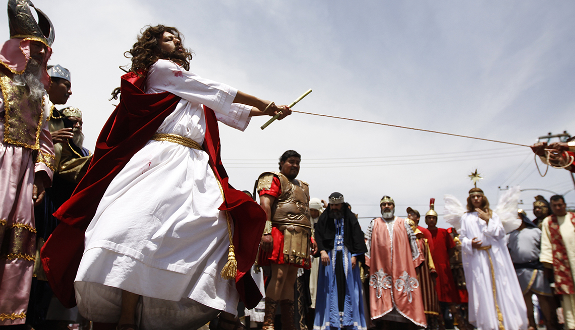 Passion of the Christ, Semana Santa, una tradición de fe