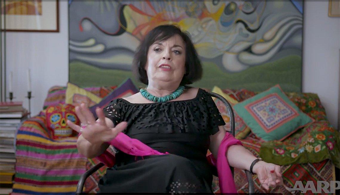 Mexican chef Zarela Martínez discusses Parkinson's disease and more