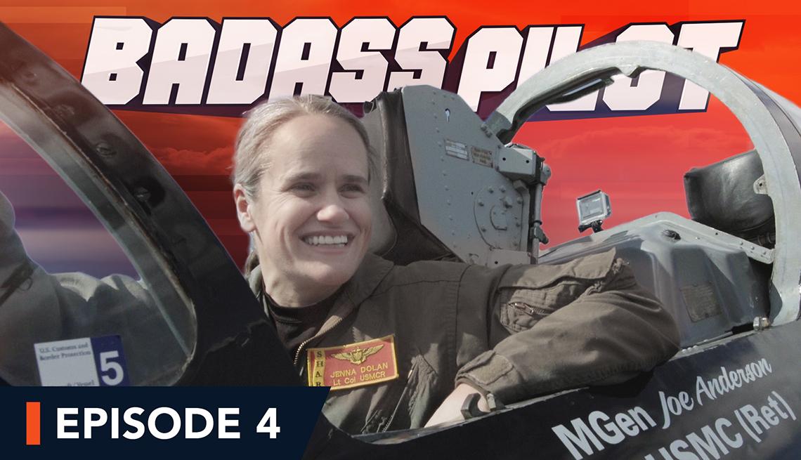 Badass Pilot