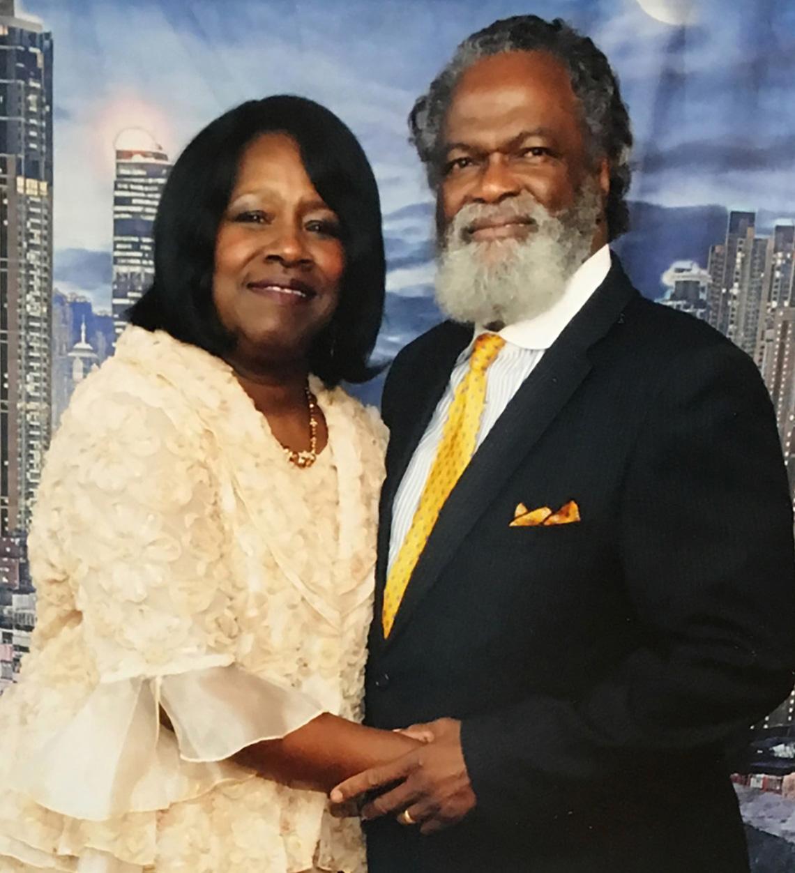 Thomas Bowman, Sr.. with spouse