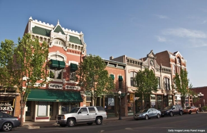 Historical downtown pueblo colorado (Getty Images/Lonely Planet Images)