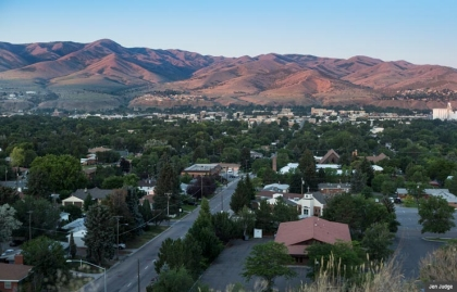 Pocatello Idaho Sunrise (Jen Judge)