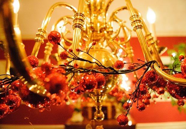 Decoración elegante para las fiestas - Consejos de Cristina Mella