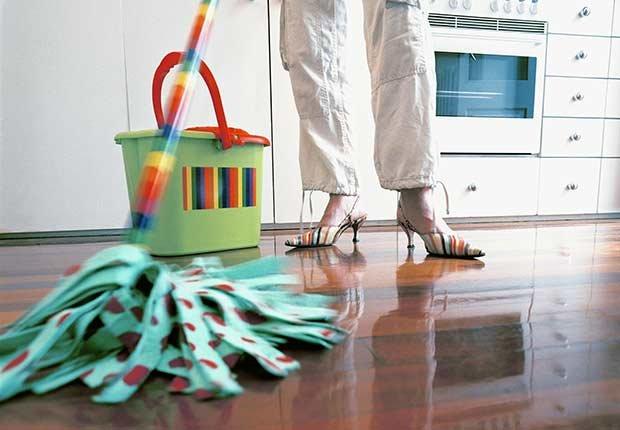 H bitos para mantener la casa limpia cristina mella aarp - Como mantener la casa limpia ...