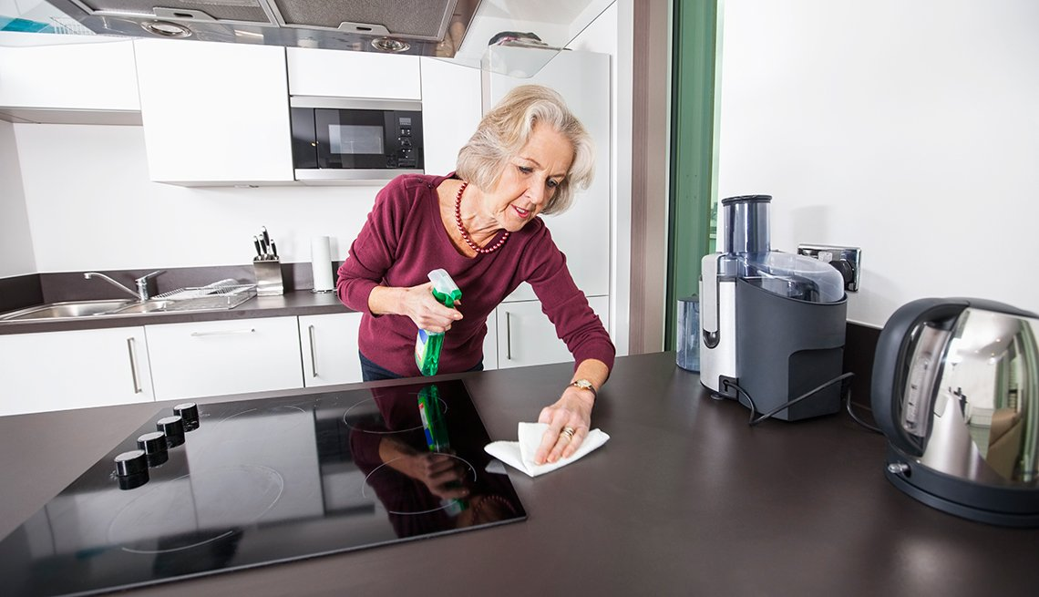 item 3 of Gallery image Hábitos infalibles para mantener la casa limpia