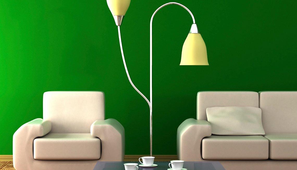 Ideas para decorar con l mparas consejos de cristina mella - Ideas para lamparas ...