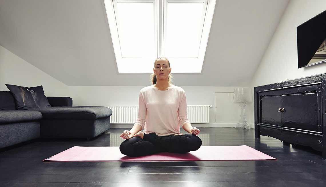 Maneras de adecuar tu casa para hacer ejercicios