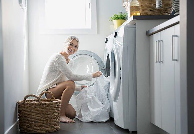 Productos peligrosos en el hogar - Secadora de ropa