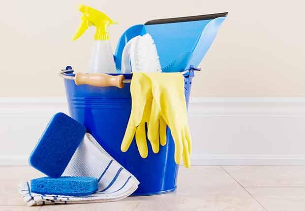 Errores que cometemos al limpiar y cómo evitarlos - Utensilios de cocina