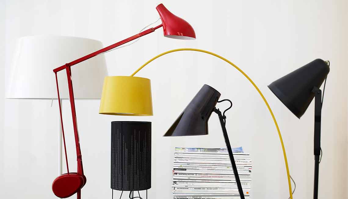 Lámparas decorativas - Tendencias para decorar el cuarto de tus nietos
