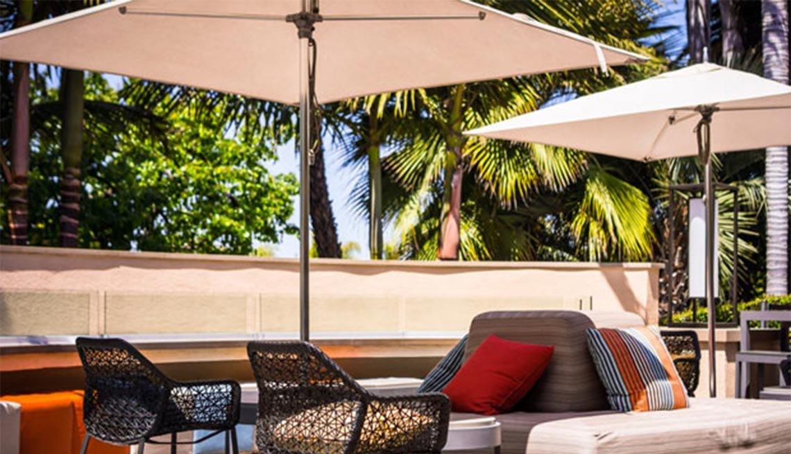 Muebles para el patio de tu casa - Encantadoras fiestas de verano