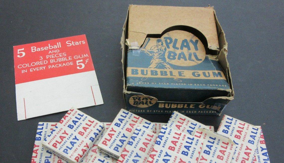 Mint 1948 Baseball Cards