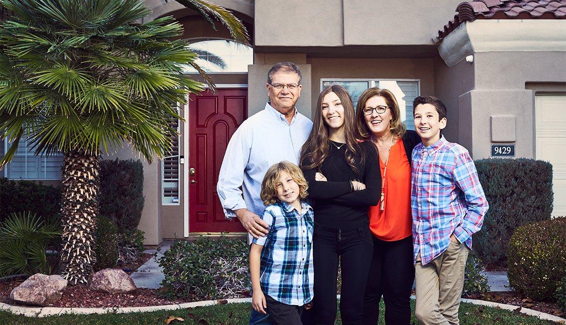 The Bulgatz Family of Las Vegas, NV