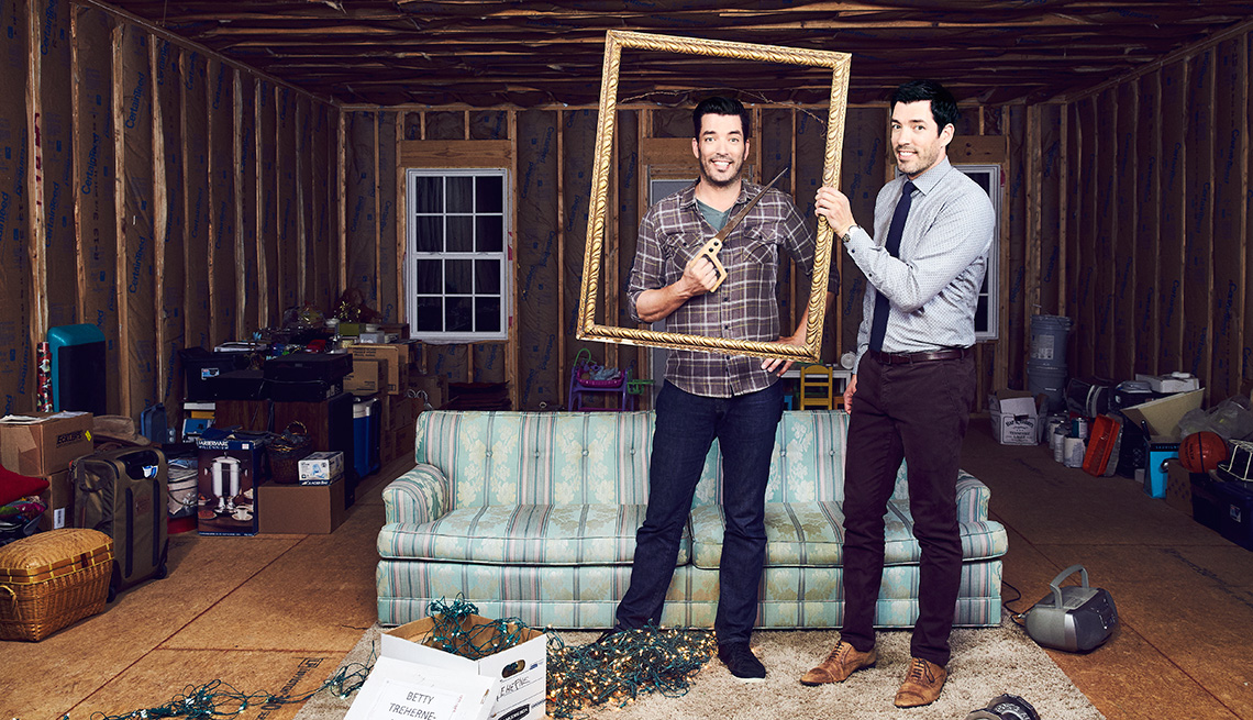Property Brothers Show It 39 S Never Too Late To Renovate