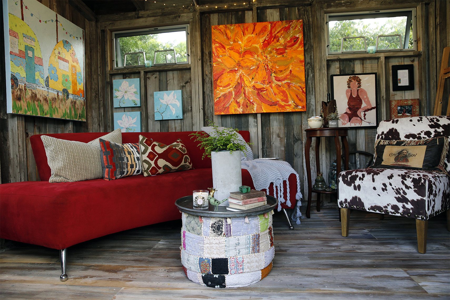 Style Your She Shed