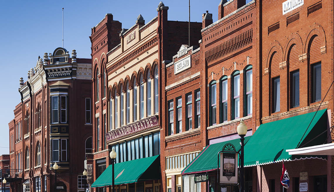 Aarps 10 Most Affordable Places To Live In America