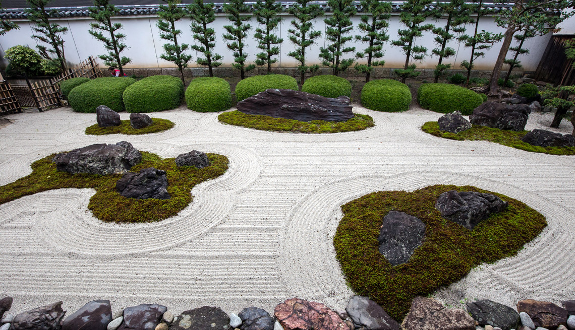 Jardin Zen cómo crear un jardín zen en la casa