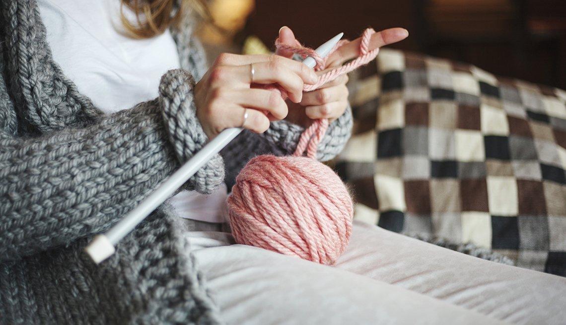 Claves para aprender a tejer