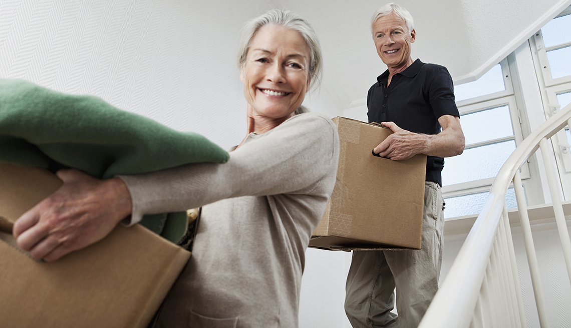 How to Cope With Downsizing Your Home