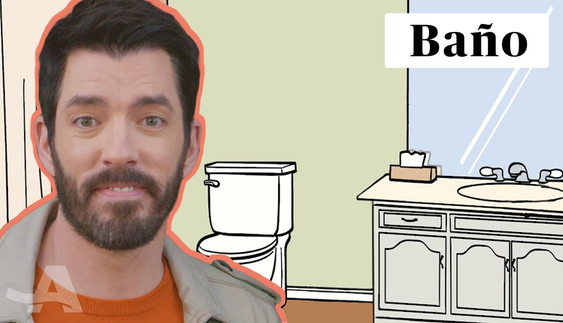 Drew Scott de Property Brothers