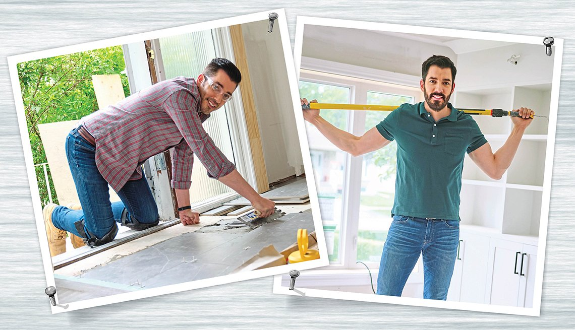 the property brothers jonathan and drew scott