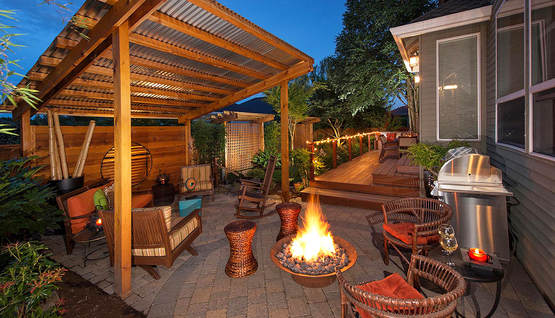 6 Ways To Continue Socializing Outdoors As Weather Cools