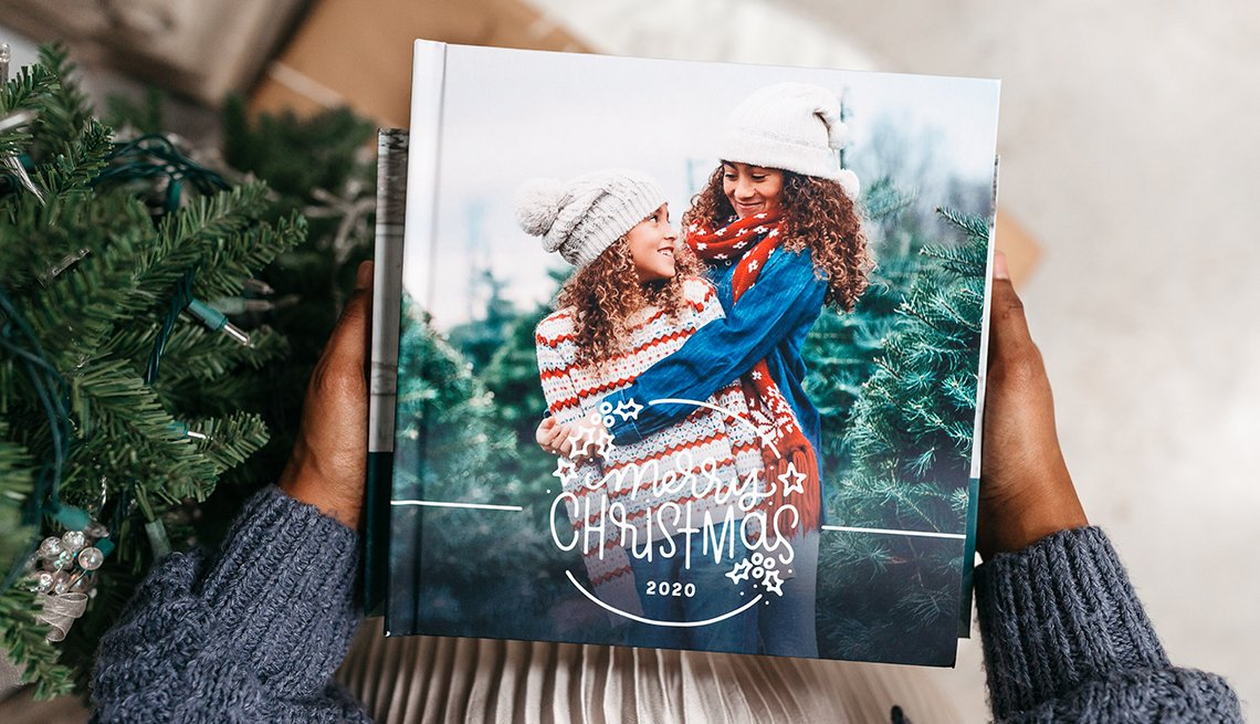 item 5 of Gallery image - Family themed photobook