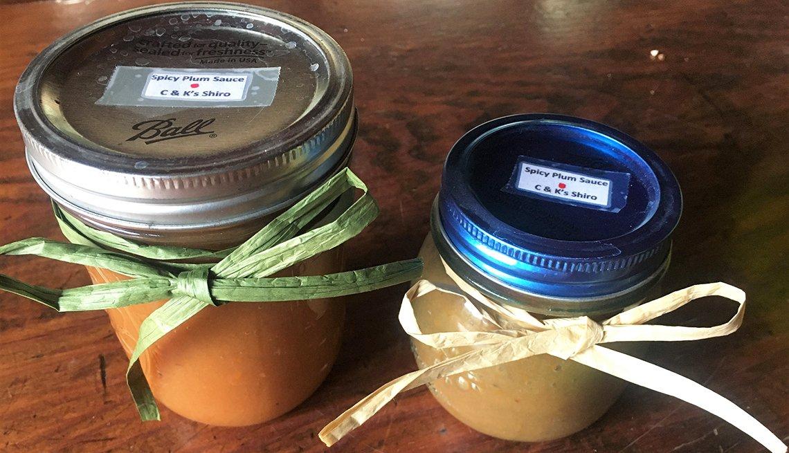 item 4 of Gallery image - Spicy Plum Sauce