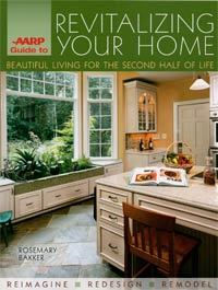 'Revitalizing Your Home' by Rosemary Bakker (book cover)