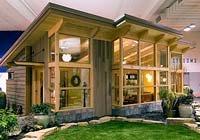 FabCab es un conjunto de marcos de madera para casas al estilo maqueta, que además tienen características del diseño universal. Para obtener más información, haga clic en la foto. —Foto: cortesía de FabCab