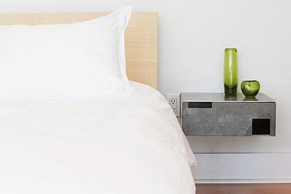 Limpie los gérmenes de su casa: su alcoba