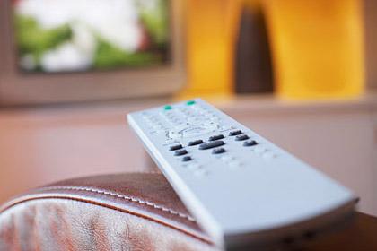 Limpie los gérmenes de su casa: el control remoto