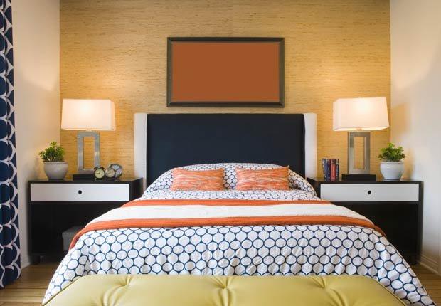 Habitación moderna - 10 ideas para arreglar su casa