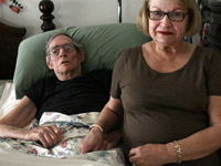 Sharon and James Bullington paid their mortgage early, prompting Bank of America to mistakenly foreclose on their home.