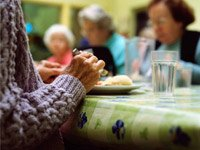 Placing a relative in a semi-private room in a nursing home may be costly.