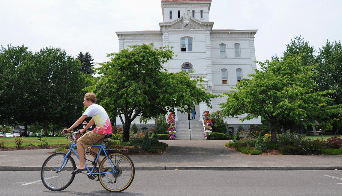 Corvallis - 10 ciudades para retirarse