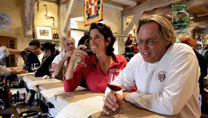 Napa Valley is a popular place to retire for wine lovers and foodies