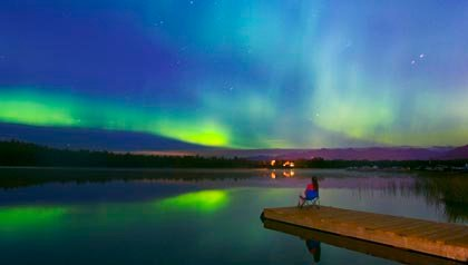 Superior Anchorage, Alaska Is A Nature Lovers Resort For Retirees