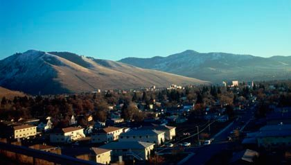 Missoula, Montana is a nature lovers resort for retirees