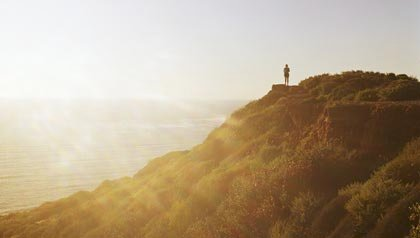 great sunny places to retire- cliffside in san diego, california