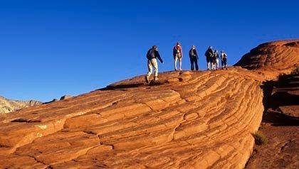 Diez lugares soleados donde jubilarse - St. George, Utah.