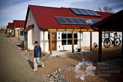 Premios: comunidaaPremios: comunidades habitables, Santa Fe, Nuevo MéxicoSantafe, Nuevo México