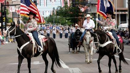 10 Ciudades para jubilarse: Cheyenne, Wyoming