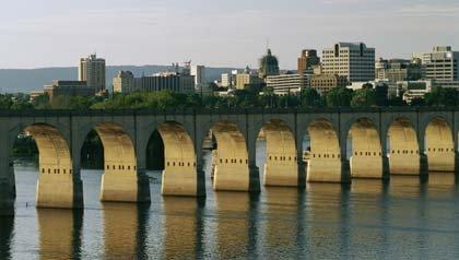 10 Ciudades para jubilarse: Harrisburg, Pensilvania