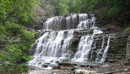 10 Ciudades para jubilarse: Ithaca, New York