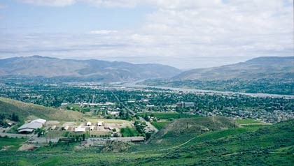 10 Ciudades para jubilarse: Wenatchee, Washington