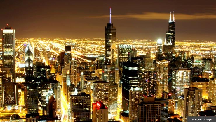 Chicago, Illinois  is one of AARP ten best cities where to retire
