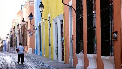 Campeche, México - 5 Lugares económicos para jubilarse
