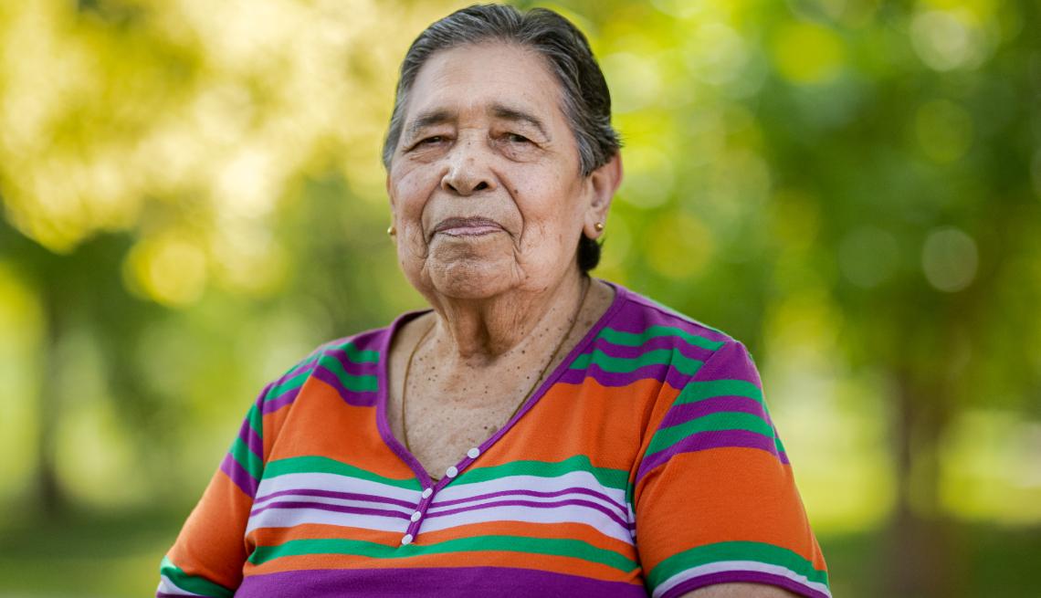 Felicitas Obregón cuenta su historia en StoryCorps.