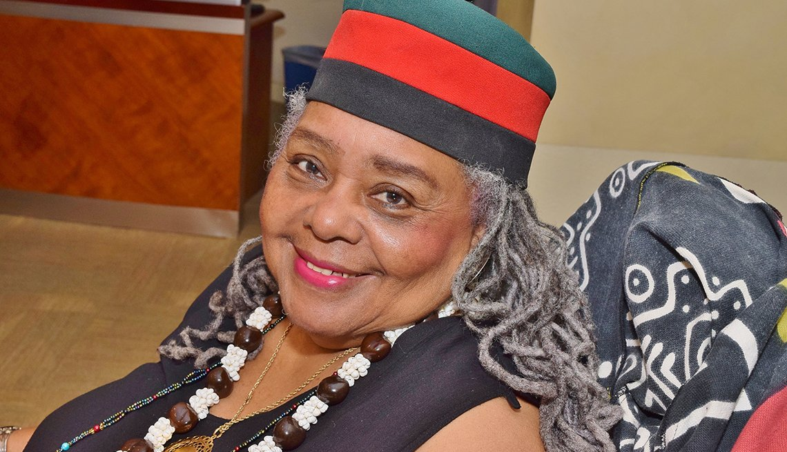 Ms. M, clienta del LCE.
